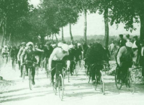 TOUR DE FRANCE : LE MERCREDI 1er JUILLET 1903.