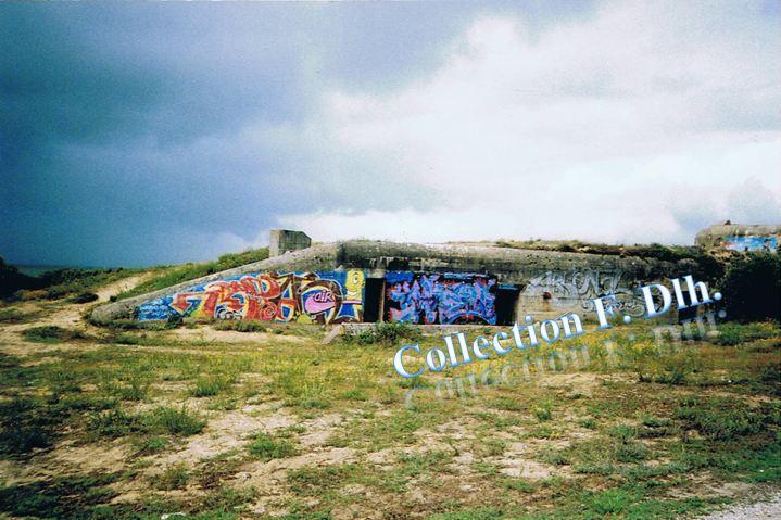 Position allemande 307 'Les Arros' - Soulac / Le verdon