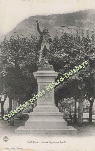 Alphonse  BAUDIN - Franc-Maçon, parlementaire, médecin des pauvres.