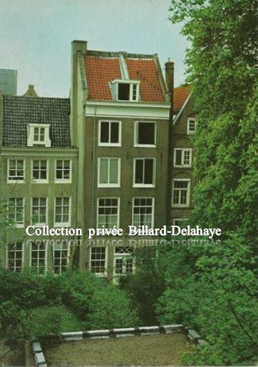 LA MAISON D'ANNE FRANK - Prinsengracht 263 - AMSTERDAM
