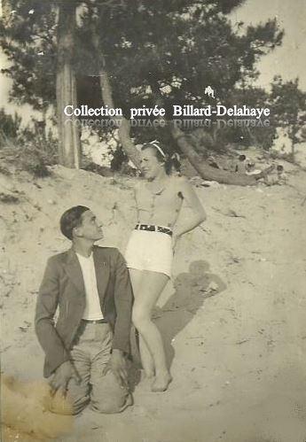 1942 - L'AMOUR A LA PLAGE.