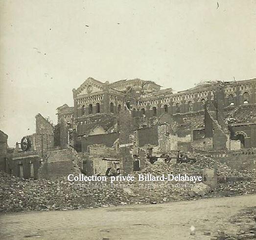 Guerre 1914/1918 - ALBERT (Somme).