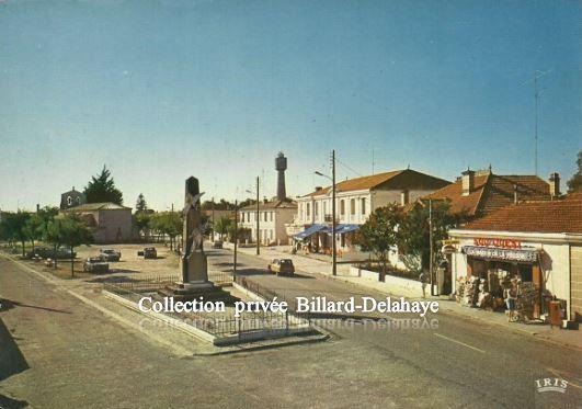 LACANAU - MEDOC  (Gironde). CIRCULEE EN 1987 -