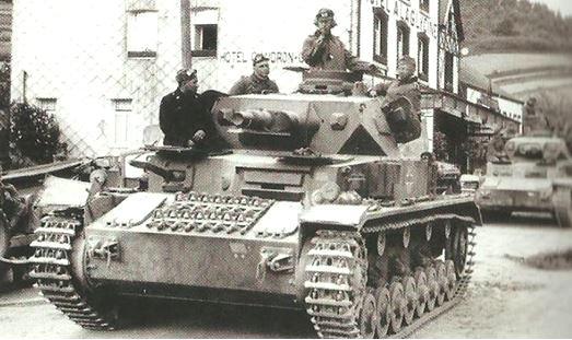 1940 en France.