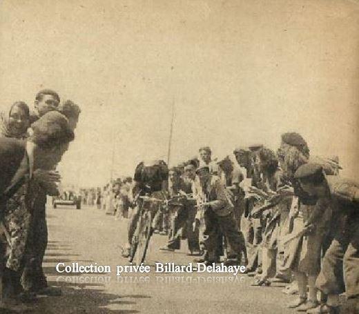TOUR DE FRANCE 1939 du 10 au 30 juillet - Contre la Montre.