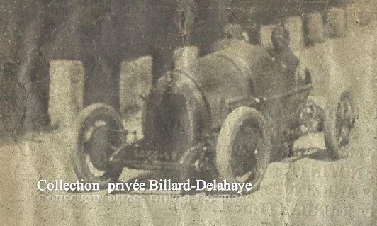Grand Prix Automobile de France-26 juillet 1925.