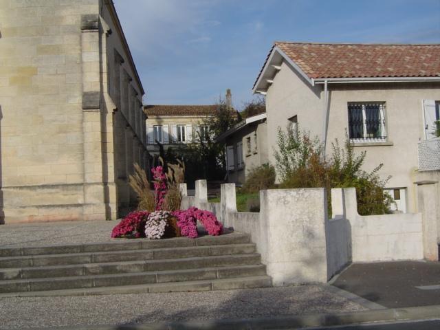 Il faisait très beau à Caychac ce dernier jour d'octobre 2011.
