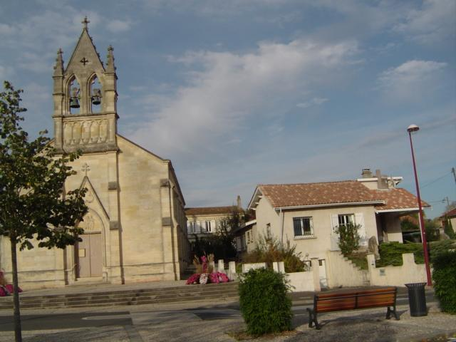Place de l'Eglise le 31.10.2011