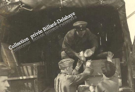 39/45 - Camp de SOUGES (33) -1942/1943
