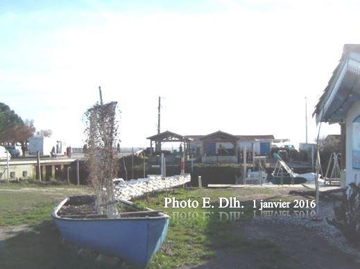 ANDERNOS - Bassin d'Arcachon 33. Pour le 8 janvier 2016.