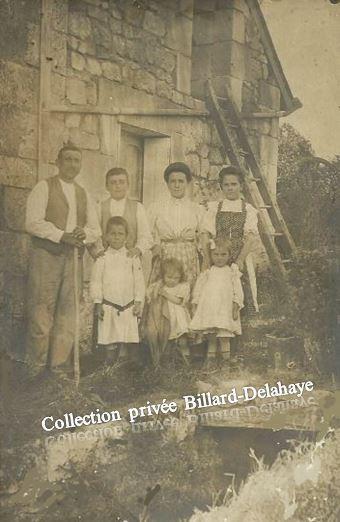 Les racines oubliées de beaucoup de français, 100 ans auparavant ; ces gens là...
