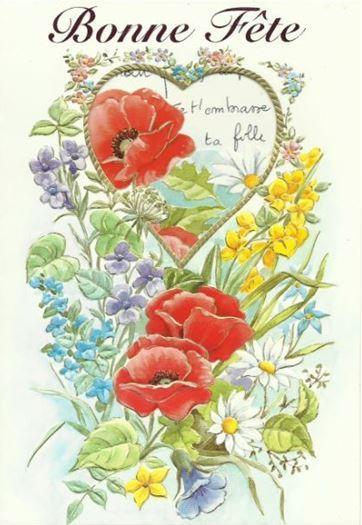 Fête des Mères du 28.05.2006 envoyée par Lise de Grenoble (dois-je me résigner ?)