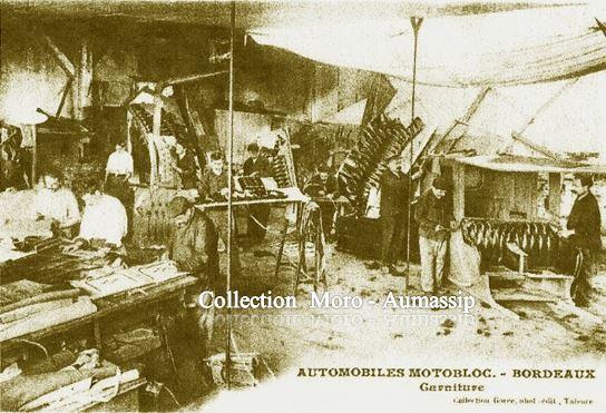 AUTOMOBILES MOTOBLOC - BORDEAUX