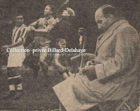 """Georges BRIQUET """"Le roi des reporters"""" a été déporté à Dachau 1944."""
