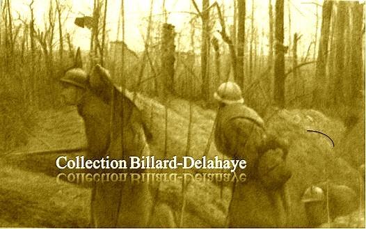 Notre ATTAQUE du 16 avril 1917.