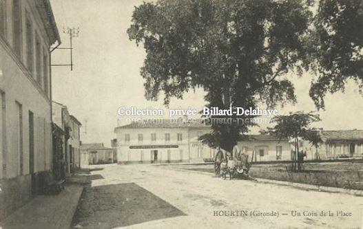 HOURTIN (Gironde) avant 1913.