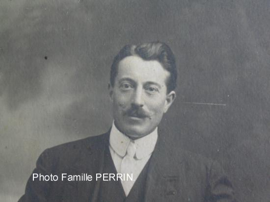 Gabriel PERRIN.