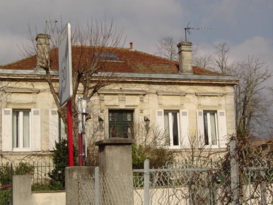 Villa Saint Hubert, construction en 1910, plans Gabriel Perrin propriètaire.