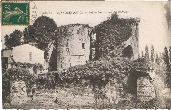 Forteresse Médiévale de Blanquefort.