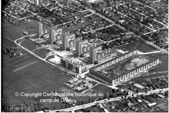 Le camp de Drancy