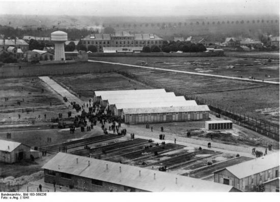 Camp de Pithiviers en 1941