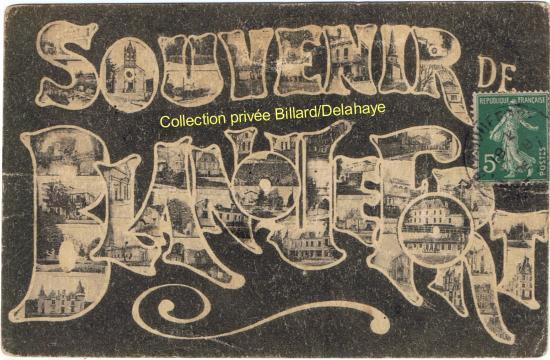 Souvenir de Blanquefort multivues