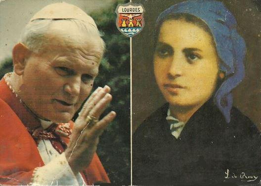 BENADETTE SOUBIROUS :160e anniversaire des apparitions de la Vierge 11.02.2018