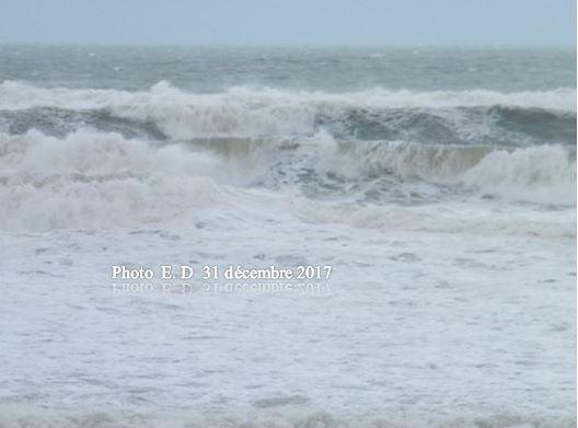 Lacanau Océan le 31.12. 2017