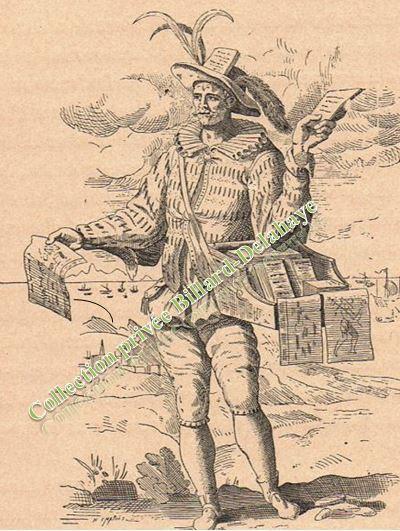 LE MERCIER en 1560.