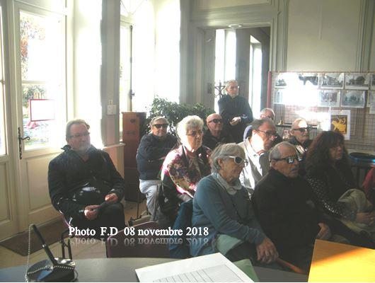 MAISON DU PATRIMOINE EN STEREO VIE DE LOUIS HURAULT