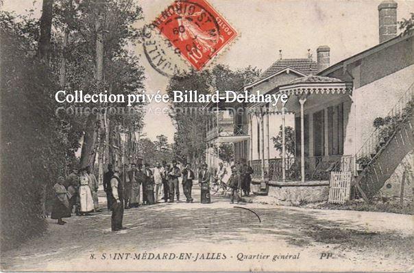 SAINT-MEDARD EN JALLES - Quartier Général -