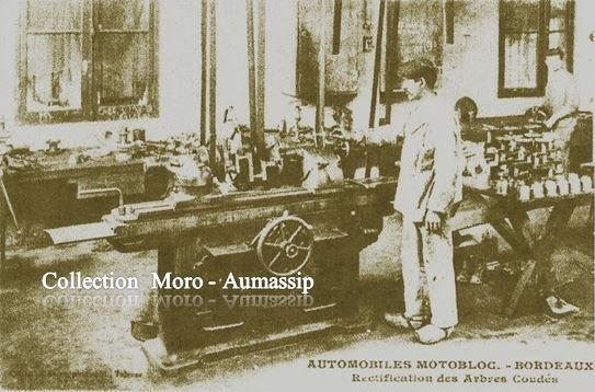AUTOMOBILES MOTOBLOC - BORDEAUX.
