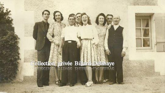 PAREMPUYRE - Saint MARTIN  le 06.09.1942.