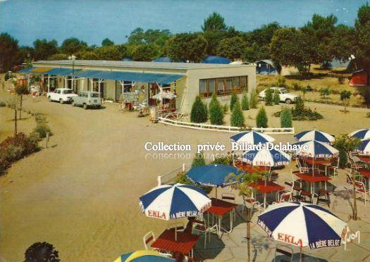 33 - SOULAC (Gironde) CAMPING-PALACE**** Tél. 222