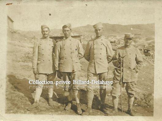 14/18 - A Pion Jean  744ème d'Infanterie - Prisonnier de Guerre.