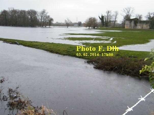 On suppose que jadis l'eau de la Garonne remontait au Port du Roy.