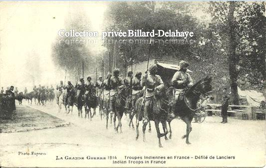 LA GRANDE GUERRE 1914. (Photo Express).