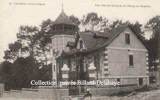 LACANAU (Gironde).