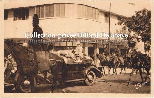 DAKAR (Sénégal). Pendant la guerre de 39/45.