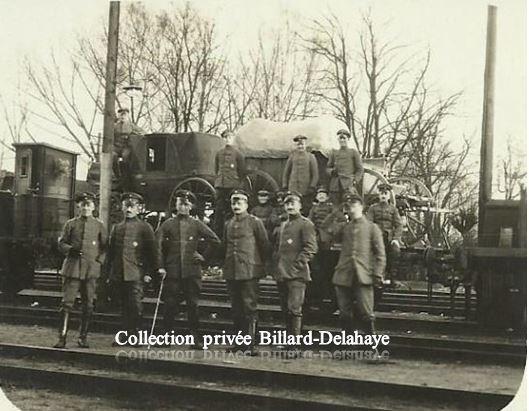 Guerre 1914/1918 - Allemagne 1918 - WESTFRONT - 26 février 1918.